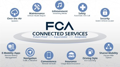 "Photo of FCA SELECTS HARMAN (SAMSUNG) AND GOOGLE TECHNOLOGIES FOR NEW GLOBAL CONNECTED VEHICLE ""ECOSYSTEM"""