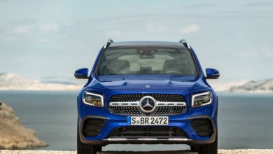 Photo of Mercedes-Benz unveils the  GLB class-The practical compact SUV