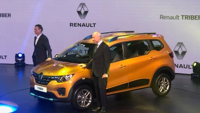 Photo of Renault Triber launched in India-Marked as the global debut of the compact 7-seater MPV