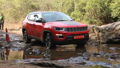 Photo of Trailhawk: The off-road counterpart of the Jeep Compass