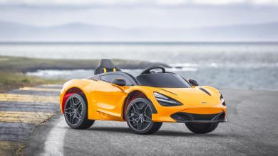 Photo of McLaren intoduces 720S children's car- Electrify next generation of Supercar enthusiasts.