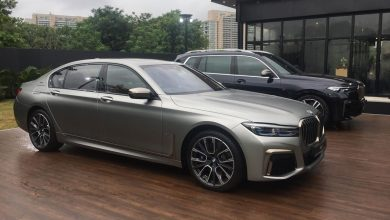 Photo of The all new X7 and refreshed 7-Series.