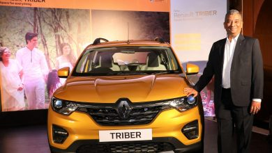 Photo of Renault Triber launched in India at 4.95 lakhs