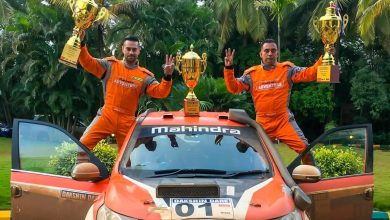 Photo of Mahindra Adventure dominates 11th Dakshin Dare rally