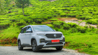 Photo of MG Hector — Loaded To Lead