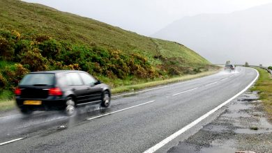 Photo of Driving in the rain: Tips from IAM Roadsmart