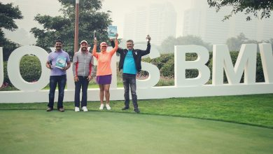 Photo of Team India announced for World Final of BMW Golf Cup International 2019.