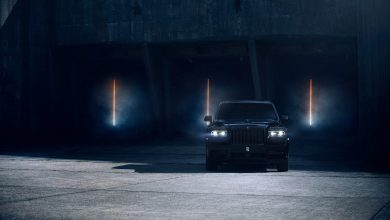 Photo of Rolls-Royce completes Black Badge Family with Cullinan