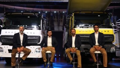 Photo of BharatBenz showcases all-new CV line-up for India