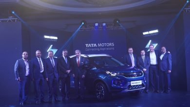Photo of Tata  Nexon EV launched in India at INR 13.99 Lakhs