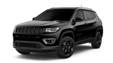 Photo of FCA Introduces 'Night Eagle' – a Global Limited Edition to Celebrate 3 Years of Jeep® Compass in India