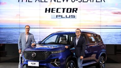 Photo of HECTOR PLUS India's first 6-seater Internet SUV with Panoramic Sunroof launched at an inaugural price of INR 13.48 Lakhs