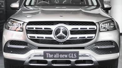 Photo of The 'S-class' of SUV's: Mercedes GLS