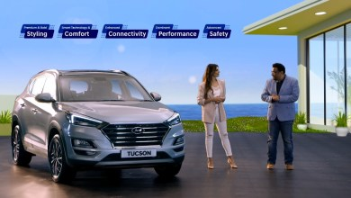 Photo of New-gen Tucson launched at an introductory price of Rs. 22.30 lakh
