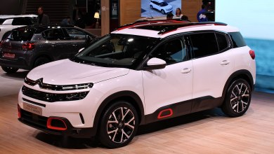 Photo of Citroen C5 Aircross India Trial Production begins