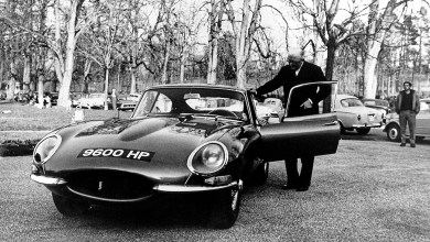 Photo of JAGUAR CLASSIC WILL CELEBRATE 60 YEARS OF E-TYPE IN 2021 WITH ANNIVERSARY TRIBUTE EDITION