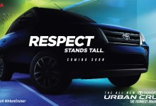 Photo of Toyota Kirloskar Motor announces the theme of Toyota Urban Cruiser's launch campaign