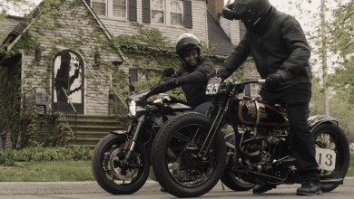 Photo of HARLEY-DAVIDSON AND JASON MOMOA COLLABORATE DURING SOCIAL DISTANCING TO CELEBRATE THE POWER OF RIDING