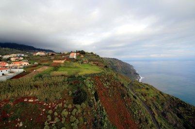Startplatz Arco da Calheta, Madeira