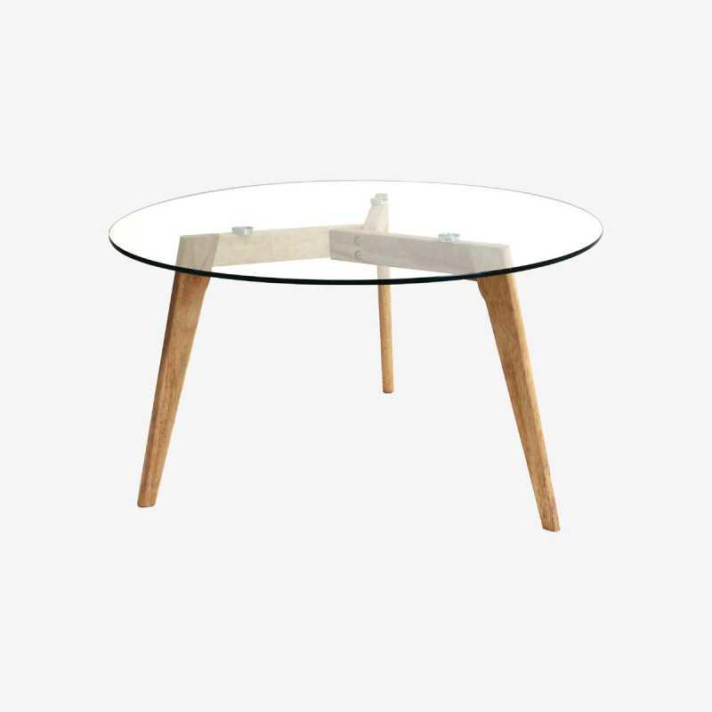 cabari table basse ronde