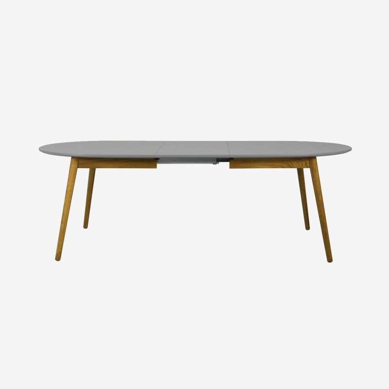 dot table ext ovale