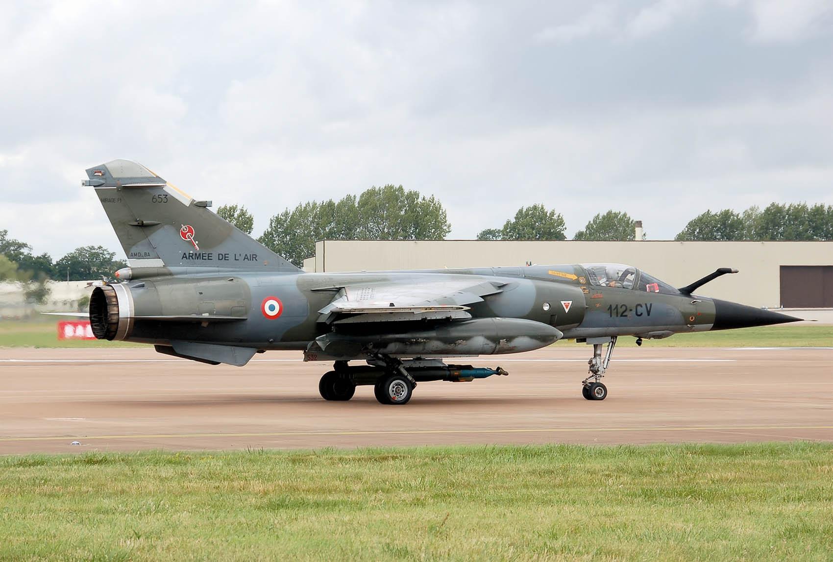 Italian Mirage Jet