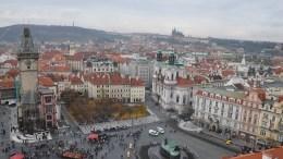 Prague Eastern Europe