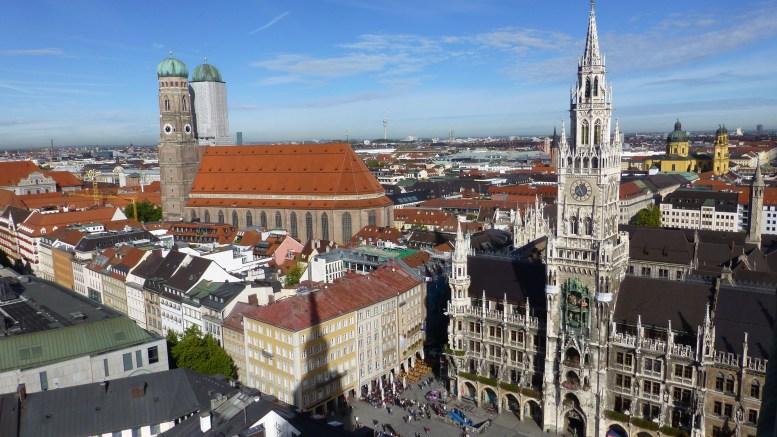 Munich - The Bavarian Capital of the Elite