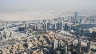 Dubai Property Projects Activity Declining