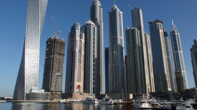 Popular areas in Dubai