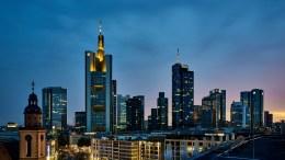 Frankfurt - The New Financial European Capital