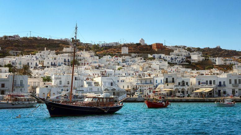 Greek Islands See Property Values Soaring