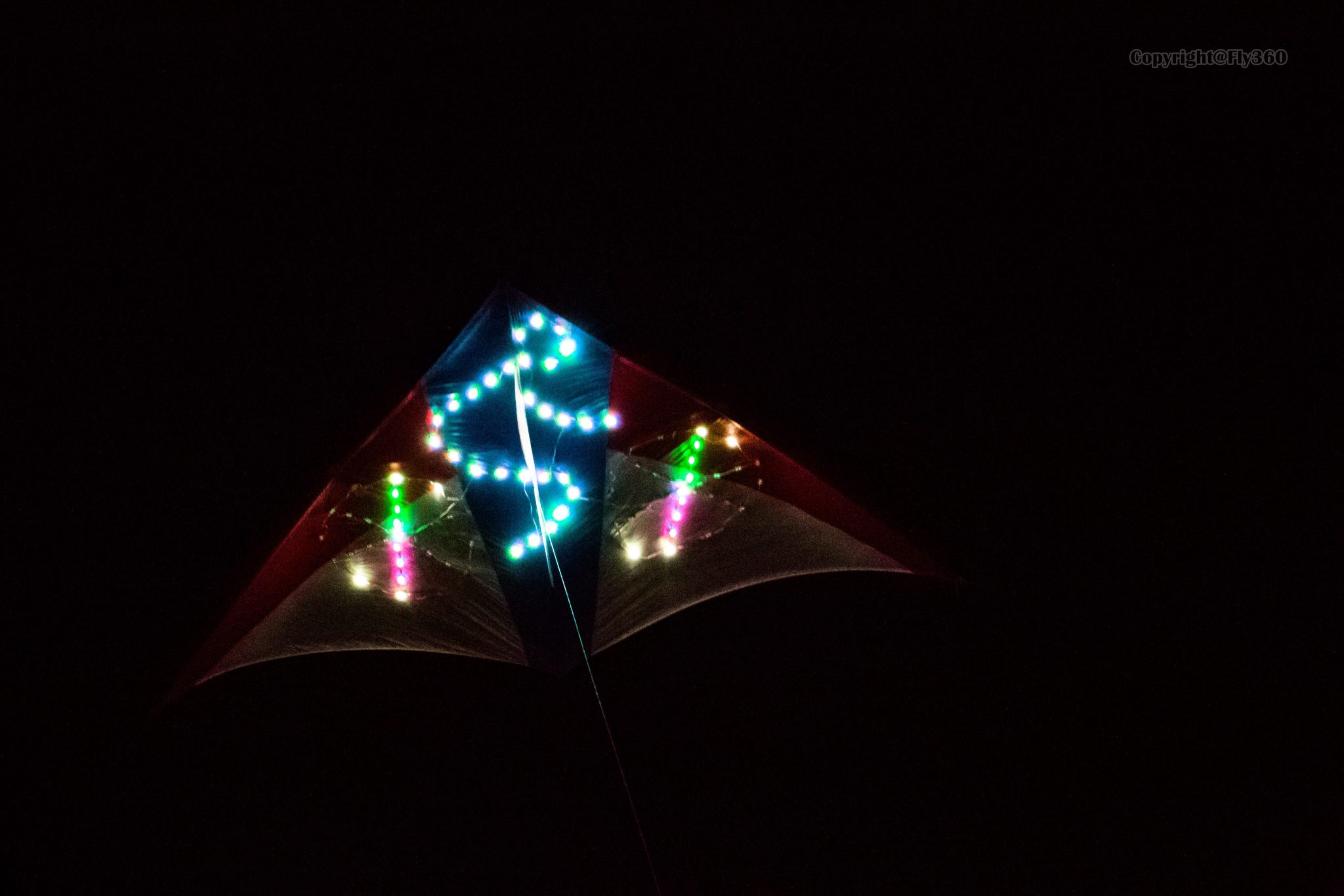 Night kite-Fly360