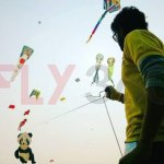 Ankit Flying Kite - Kite Flying Show & Event