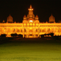 Mysore Dussehra Kite Flying Competition and Kite Festival