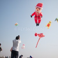 Celebrate This Christmas In A Unique Way With Kites!