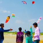 kite tournament
