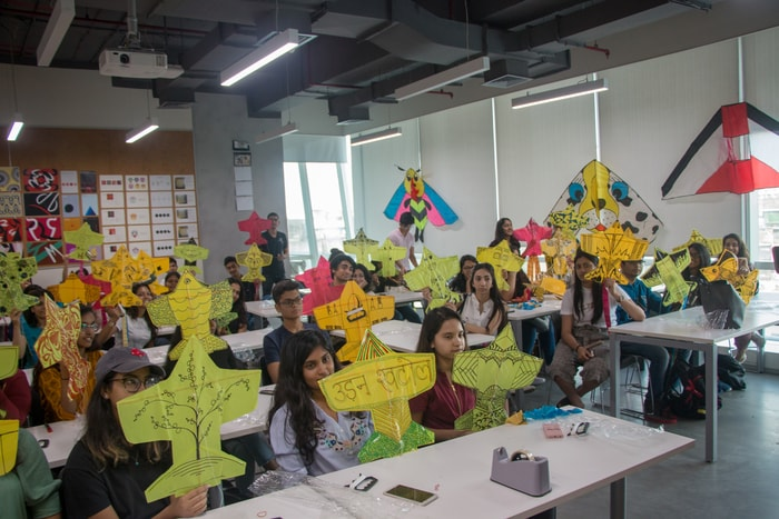 Design school - Modern kite making workshop
