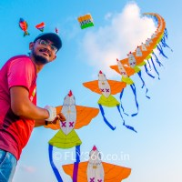 Indian Kite Flying | Festival india