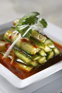Szechuan Cucumbers