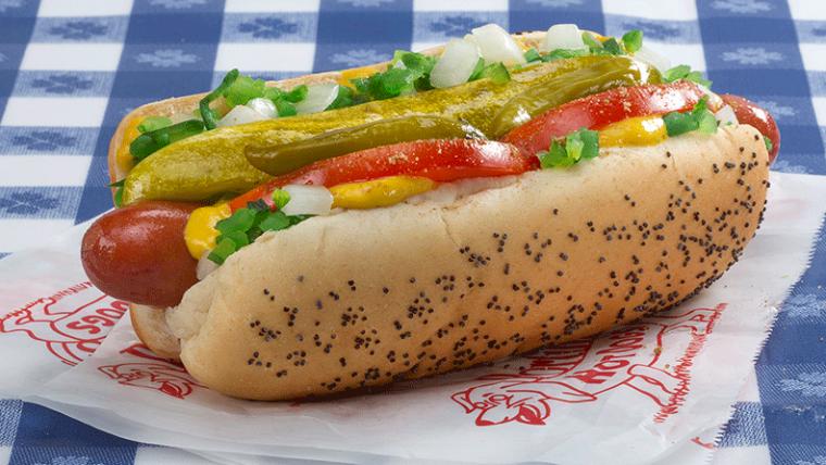 Chicago Style Hot Dog Restaurants Freddy