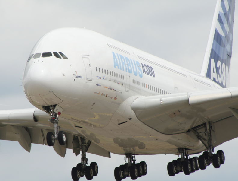 Airbus A380 Specifications And Plane History