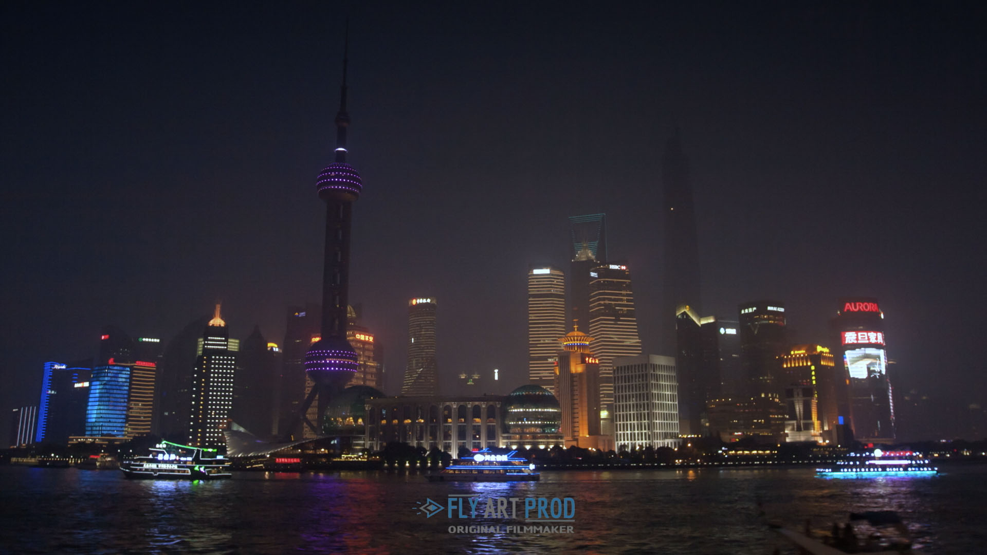 Timelapse Cities