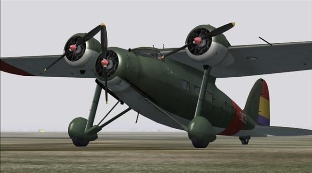 AVIA 51 And 156 for FSX