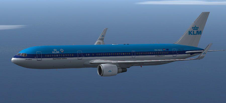 KLM Boeing 767306ER for FSX