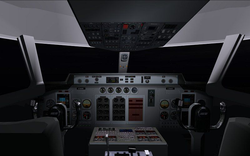 BAe 146 100 For FSX