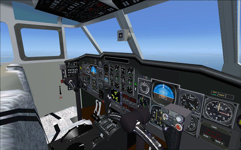 Shorts SD360 for FSX
