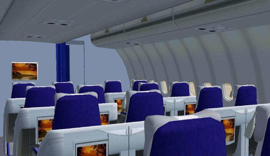 Just Flight A340500600 Review