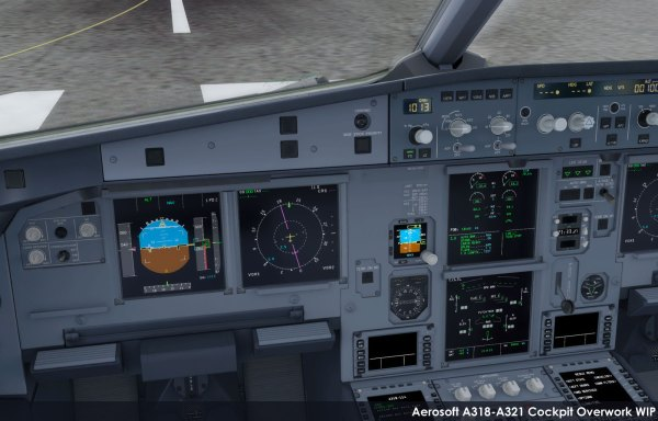 Aerosoft A320 Professional Update - Year of Clean Water