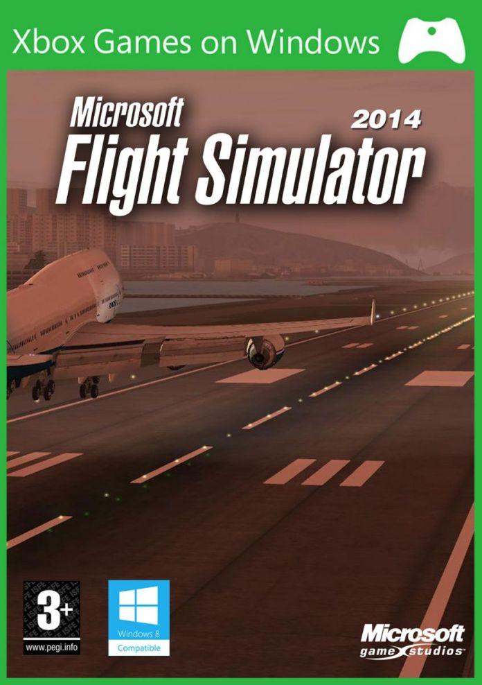 Microsoft Flight Simulator 2014 Leaked Artwork